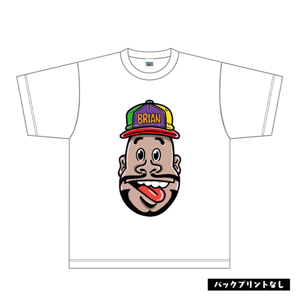 かぎまつりTシャツ(ブライアン)
