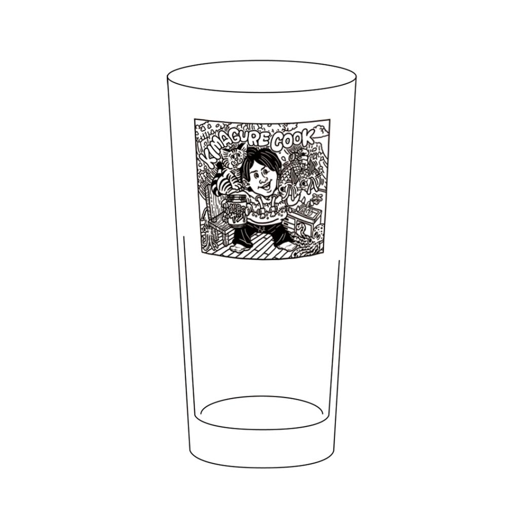 KIMAGURE BEER GLASS